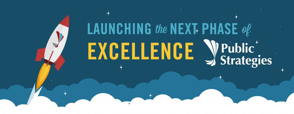 Launching the next phase of excellence